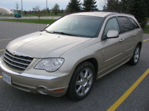 2007 Chrysler Pacifica SUV, AWD 6PAS E-TESTED SAFETY $5450