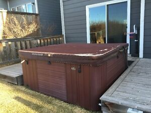 hot tub buy or sell a hot tub or pool in calgary kijiji classifieds. Black Bedroom Furniture Sets. Home Design Ideas