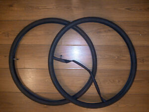 Bike tires and tubes - 700x35C Kenda Kwest