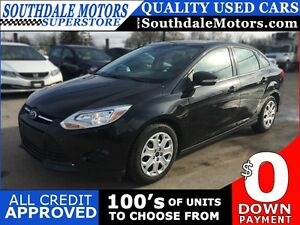 2013 FORD FOCUS SE * 1 OWNER * BLUETOOTH * POWER GROUP