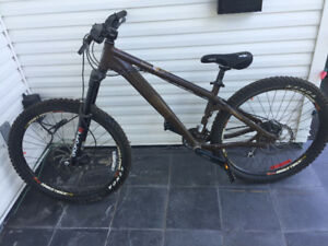 Norco Rampage mountain bike