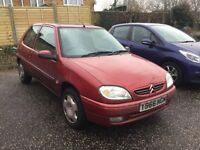 2001 Citroen Saxo - Spare / Repair