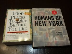 Humans of New York and 100 Places to See
