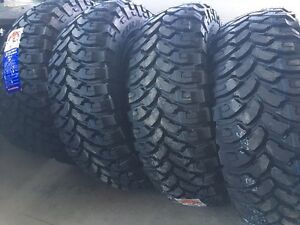 LT265/70R17 10 ply Multirac Tires