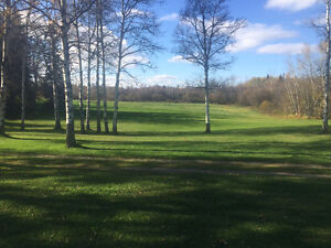 Serviced Campground/Golf course 4 miles from Wabamun