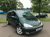 Ford Galaxy GHIA 1.9TDI 130PS (green) 2004