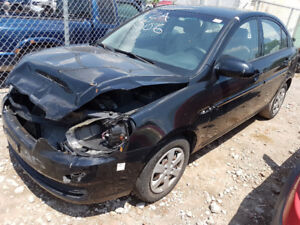 2008 ACCENT.. JUST IN FOR PARTS AT PIC N SAVE! WELLAND