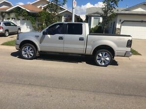 Reduced! 2006 F150 lariat 5.4L V8 loaded with extras! Kitchener / Waterloo Kitchener Area image 1