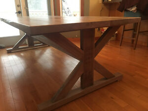 Custom Tables and Benches!
