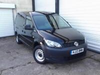 2013 13 Volkswagen Caddy Maxi Combi 2.0TDI Factory Crew Van **Service History**