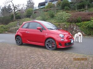 2013 Fiat 500 Turbo Lounge Hatchback