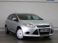 2014 FORD FOCUS 1.6 TDCi Edge ECOnetic 5dr [88g km]