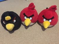 Angry birds soft plush toy
