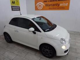 WHITE FIAT 500 1.2 S ***FROM £131 PER MONTH***