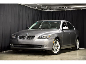 2010 BMW 5-Series x drive Sedan EXECUTIVE PREMIUM PACKAGE