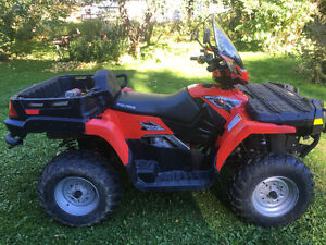Polaris Sportsman 500 HO X2