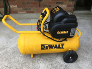 DeWalt Oil Free Portable Compressor