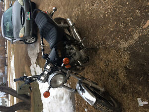 Running 1982 Yamaha XJ550 Maxim for trade or sale