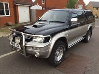 2005 Mitsubishi L200 4Life FULL SERVICE HISTORY AND CAM BELT CHANGE