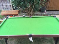 Snooker table (Near offers considered)