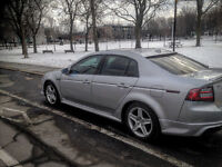 Acura tl (LOOK TYPE-S)