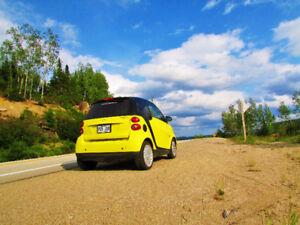2008 SMART FORTWO PASSION COUPE 2P
