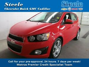 2016 Chevrolet SONIC LT Sun & Sound Package