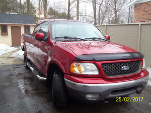 2002 Ford F-150 xlt Camionnette