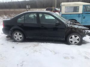 2000 VW Jetta for parts