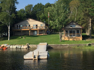 Cottage Rental on French River