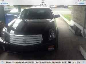 Cadillacs cts 2006 a vendre