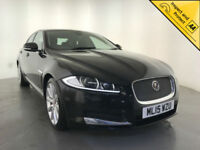 2015 JAGUAR XF PORTFOLIO DIESEL AUTOMATIC 1 OWNER FINANCE PX WELCOME