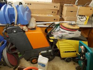Auto Scrubber for sale