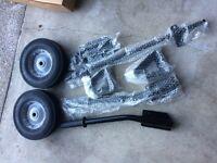 Wheel kit for Honda Generator (EM3500 or EM5000 series) - NEW