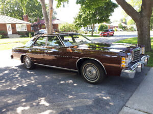 1977 ford ltd   car