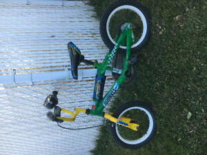 Hot wheels kids bike