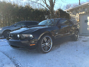 2012 Ford Mustang cuir Autre