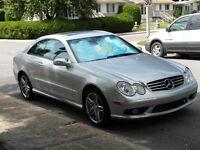 2003 Mercedes-Benz CLK500 amg Coupé (2 portes)