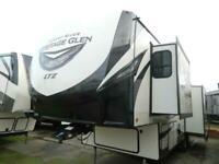 Heritage Glen 286RL American 5th wheel,Travel Trailer,Showmans,Caravan,RV,