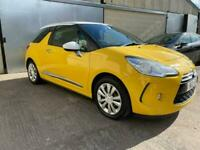 2010 DS3 1.6 HDI D Style 16v, 3 dr, ultra low miles, £0 road tax