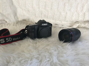 Canon EOS 5D Mark II & Canon EF 24-105mm f/4L IS USM Lens!