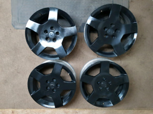 "OEM GM 17"" mags 5x110"