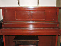 Piano (formerly known as player piano).