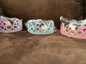 Princess Tiaras and Glass Slippers