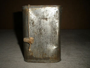 1943 Wartime Water Container - Never Opened London Ontario image 7
