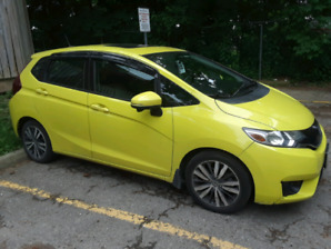 2016 fit ex-l navi CVT low mileage 1 owner