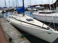 Olson 30     #100-sailboat