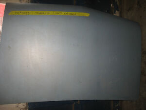 1966-67 Chevelle trunk lids, western, nice condition, sell trade London Ontario image 1