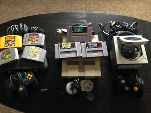 Nintendo Consoles and Games