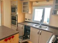 STUNNING SIGNLE LODGE STATIC CARAVAN FOR SALE NORTH WALES